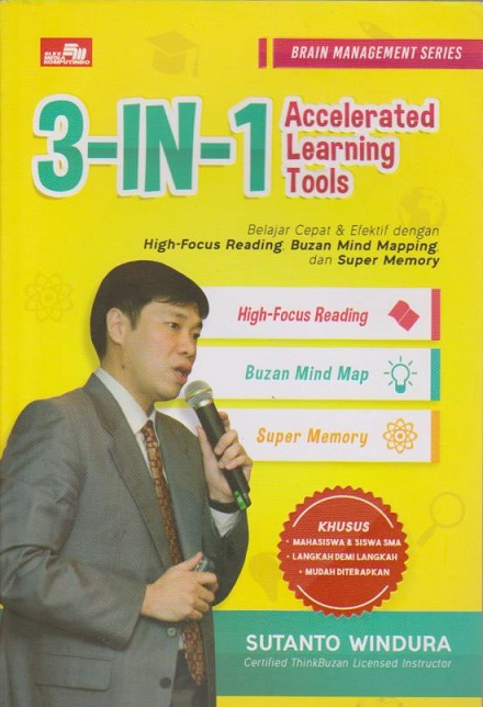3-In-1 Accelerated Learning Tools