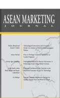 Asean Marketing Journal Vol. 3 (2) 2011