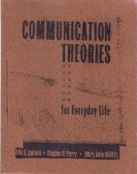 Image of Communication Theories: For Everyday Life